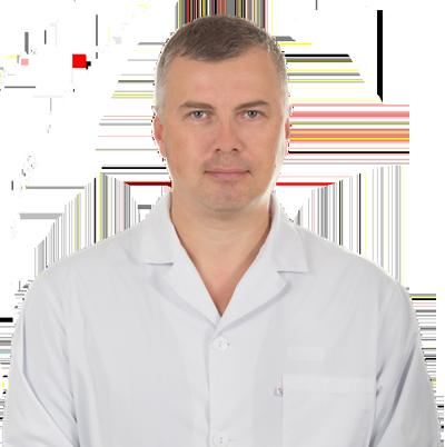 ЛОР врач Бродовский Максим Борисович