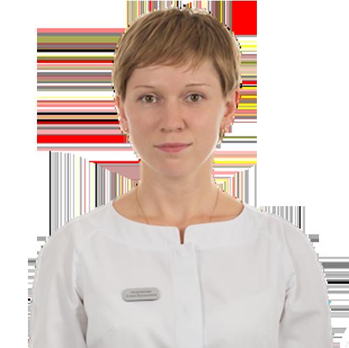Любимова Елена Валерьевна